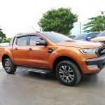 2016 – FORD 4WD 3.2 AT DOUBLE CAB ORANGE – 9339